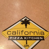 Photo taken at California Pizza Kitchen by Paulyn K. on 2/6/2013
