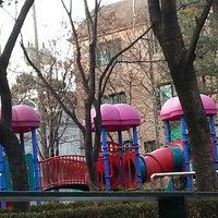 Photo taken at 놀이터(충현교회 부근) by 재희Jay 홍. on 1/4/2014