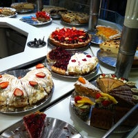 Photo taken at Café Reichard by Ozgul B. on 10/6/2012