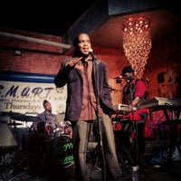 Photo taken at Acoustix Jazz Restaurant And Lounge by Dtm F. on 2/15/2013