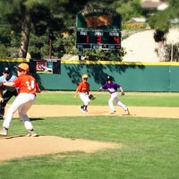 Photo taken at West Hills Baseball by David K. on 3/28/2015