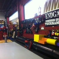 Photo taken at Endgame Combat Sports Academy by Eddy R. on 10/10/2012