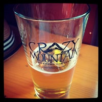 Photo taken at Thirsty Monk Pub & Brewery by kyle c. on 8/28/2013