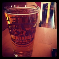 Photo taken at Thirsty Monk Pub & Brewery by kyle c. on 10/9/2013