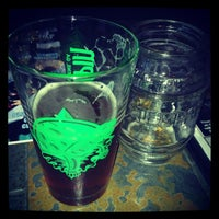 Photo taken at Thirsty Monk Pub & Brewery by kyle c. on 10/30/2013