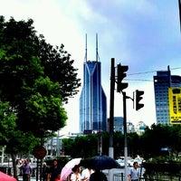 Photo taken at Le Royal Méridien Shanghai   上海世茂皇家艾美酒店 by Jim L. on 9/19/2012
