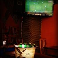 Photo taken at Taima Pizzeria by Juan E. on 1/16/2013