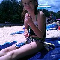 Photo taken at Lake Monticello by Kim A. on 7/7/2013