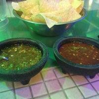 Photo taken at Los Dos Molinos by Jake M. on 1/19/2013