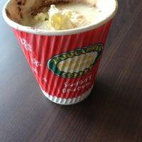 Photo taken at Zarraffa's Coffee by Wakako K. on 12/10/2012