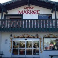 Photo taken at Alpine Village Market by Nichol C. on 1/15/2013