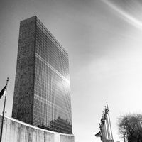 Photo taken at United Nations by yan z. on 2/14/2013