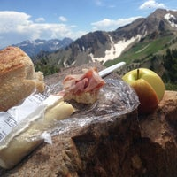 Photo taken at Mt. Baldy by Abel L. on 7/9/2014