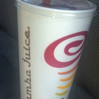 Photo taken at Jamba Juice by Marquisha D. on 2/14/2013
