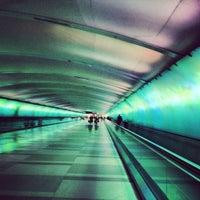 Photo taken at Detroit Metropolitan Wayne County Airport (DTW) by Danielle D. on 8/31/2013