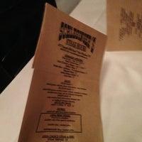 Photo taken at Schlesinger's Steak House by Philip J. on 2/25/2013