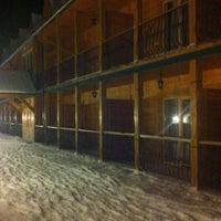 Photo taken at Hotel Plaj by Masha B. on 1/8/2013