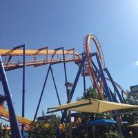 Photo taken at Talon: The Grip of Fear by Joanne B. on 8/24/2013