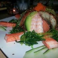 Photo taken at Nobu Sushi by Evelins S. on 4/19/2013