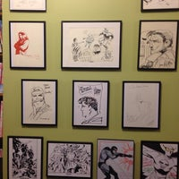 Photo taken at JHU Comic Books by Christy S. on 10/13/2013