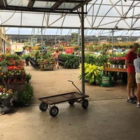 Photo taken at Calloway's Nursery by Ashley B. on 5/21/2016