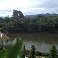Photo taken at Goodview River Resort and Camping by Nueng M. on 11/18/2012