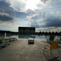 Photo taken at Carolina Harbor by Krystal I. on 7/5/2016