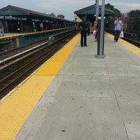 Photo taken at MTA Subway - Kings Highway (B/Q) by Rina z. on 6/3/2013
