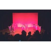Photo taken at Teatro Vascello by Giulia L. on 6/21/2014