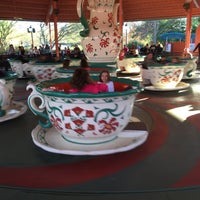 Photo taken at Turkish Delight - Busch Gardens by Stacy C. on 4/3/2016