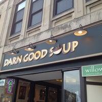 Photo taken at Darn Good Soup by Jeremy C. on 11/11/2012