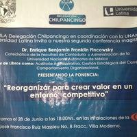 Photo taken at Camara Mexicana de la Industria de la Construcción by Aldro A. on 6/28/2013