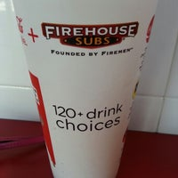 Photo taken at Firehouse Subs by Lindsay R. on 1/3/2013