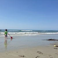 Photo taken at South Forest Beach by Marc M. on 5/27/2013