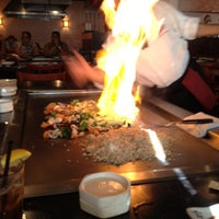 Photo taken at Saito's Japanese Steakhouse by Gary R. on 7/13/2012