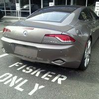 Photo taken at Fisker of Bellevue by David K. on 4/10/2012