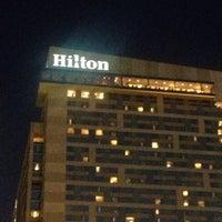 Photo taken at Hilton Americas-Houston by Richard S. on 7/11/2013