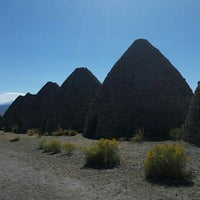 Photo taken at Ward Charcoal Ovens State Historic Park by Ayana H. on 9/3/2015