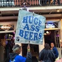 Photo taken at Bourbon Street Blues Company by Danny G. on 5/16/2014