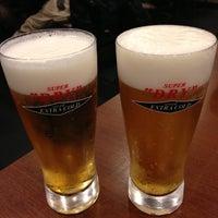 Photo taken at 金の蔵Jr. 鶴見東口店 by Takahiro Y. on 11/23/2012