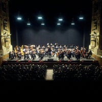 Photo taken at Teatro Comunale by Asso L. on 6/2/2013