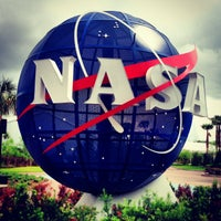 Photo taken at Kennedy Space Center Visitor Complex by Milan V. on 5/4/2013