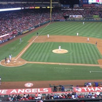 Photo taken at Angels Party Suite by Mike W. on 4/25/2013