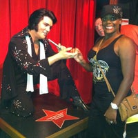 Photo taken at Madame Tussauds Las Vegas by Rosemary D. on 5/12/2013
