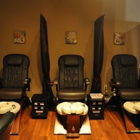 Photo taken at Creative Xpressions Salon & Spa by Melissa G. on 7/7/2015