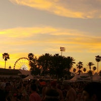 Photo taken at Coachella Valley Music and Arts Festival by TripOrTreats.com on 4/14/2013