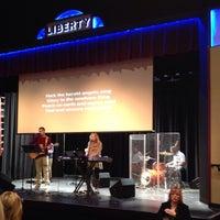 Photo taken at Liberty Hall by Matthew M. on 12/7/2014