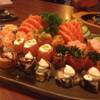Photo taken at Koban Sushi by Leonardo M. on 3/8/2013