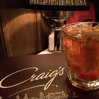 Photo taken at Craig's by Martis D. on 12/17/2014