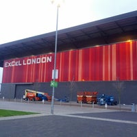 Photo taken at ExCeL London by Thomas S. on 1/28/2013